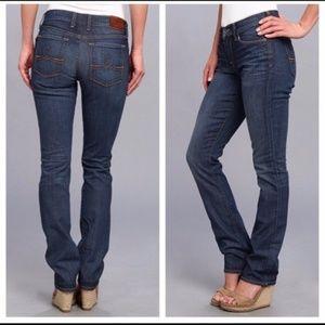 Lucky Brand Sofia Straight Jeans Size 6/28.